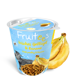 bosch MINI TRAINING 1kg + Fruitees Banana